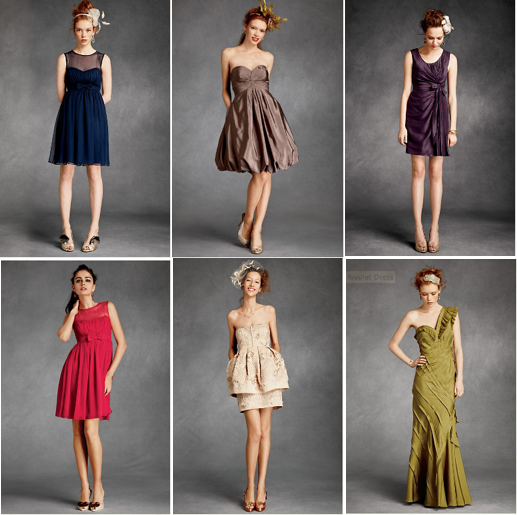 BHLDN Bridal Collection, Bridesmaids Dresses, Anthropologie