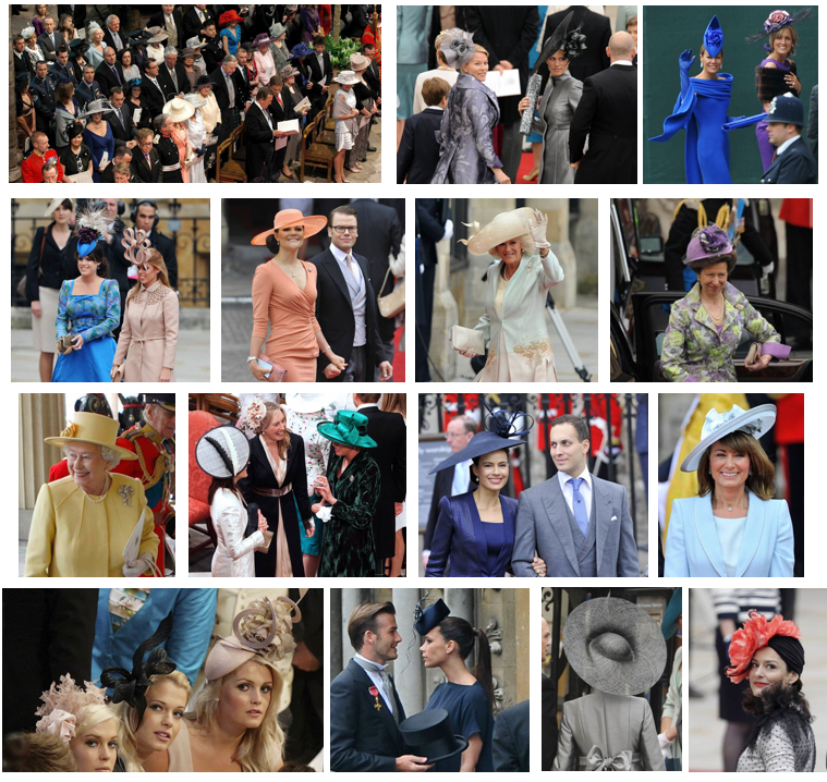 Dallas Wedding Planner, Prince William, Princess Kate, Royal Hats, Hair Adornments, Westminster Abbey, Today Show