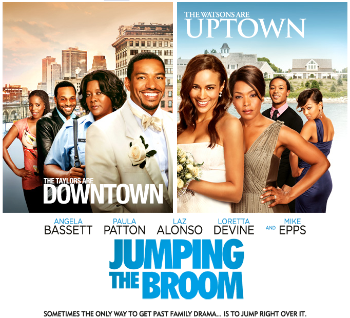 Dallas Wedding Planner, Jumping the Broom movie, TD Jakes, Wedding Movie, Martha's Vineyard, Angela Bassett