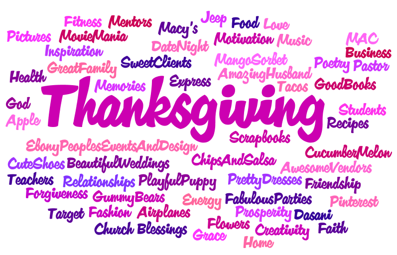 Dallas Wedding Planner, Dallas Event Planner, Dallas Party Planner, Thanksgiving, Thankful, Ann Arbor, Followell