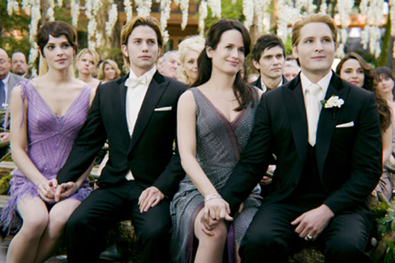 Dallas Wedding Planner, Dallas Party Planner, Twilight Saga, Breaking Dawn, Cullen Wedding