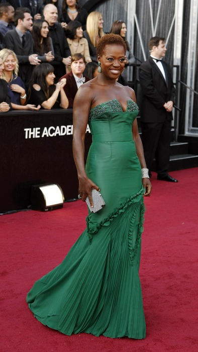 Dallas Wedding Planner, Dallas Event Planner, Dallas Party Planner, The 84th Annual Academy Awards, Viola Davis on the red carpet, Vera Wang dress