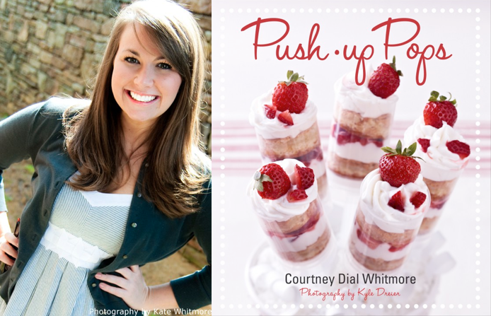 Dallas Wedding Planner, Dallas Party Planner, Dallas Event Planner, Courtney Dial, Pizzazzerie, Push-up Pops Book
