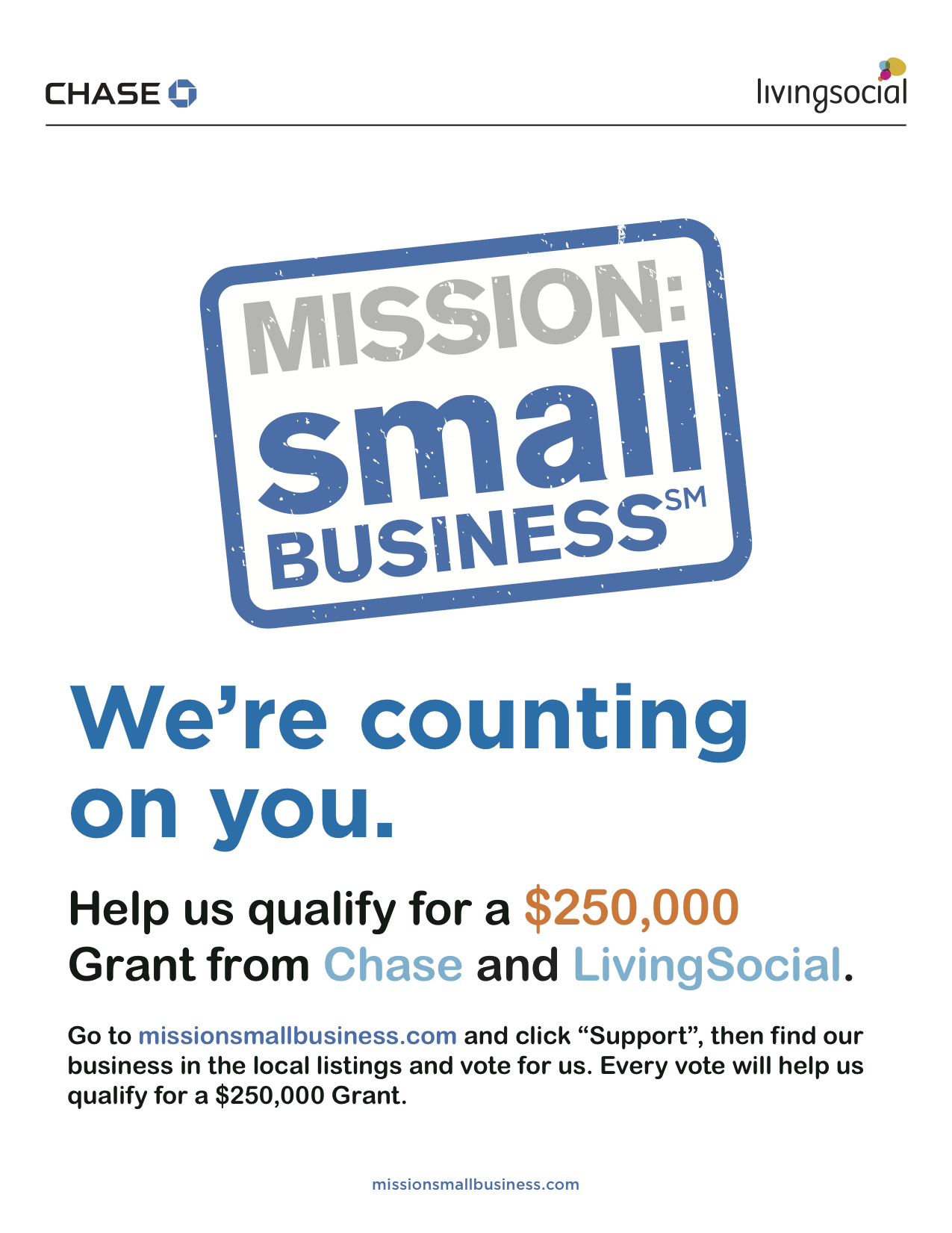 Dallas Wedding Planner, Dallas Event Planner, Dallas Party Planner, Mission: Small Business Grant