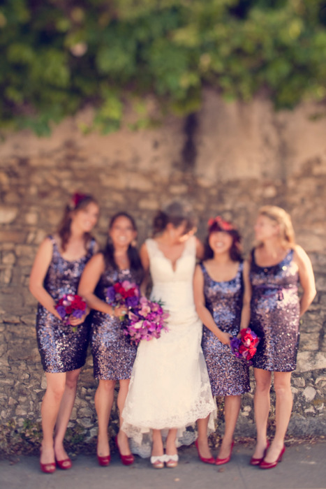 Dallas Wedding Planner, Dallas Event Planner, Fort Worth Wedding Planner, Sequins Wedding, Sequin Bridesmaid Dress