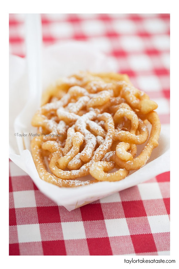 Dallas Wedding Planner, Dallas Event Planner, State Fair of Texas, Funnel Cake Recipe, Taylor Takes a Taste