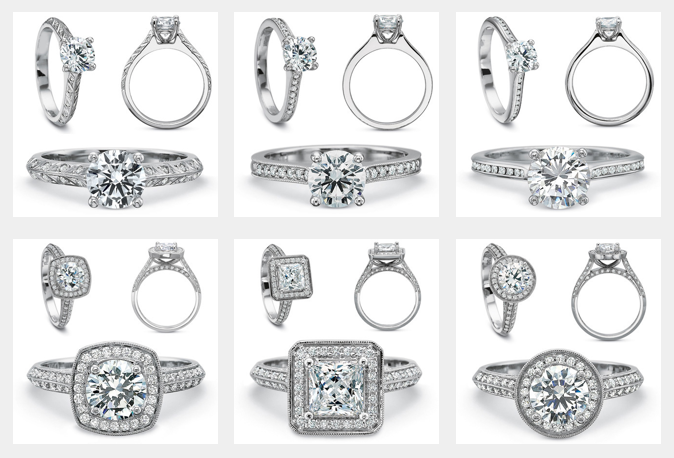 Dallas Wedding Planner, Fort Worth Wedding Planner, Engagement Ring, BC Clark Jewelers, Gravity Smartphone App