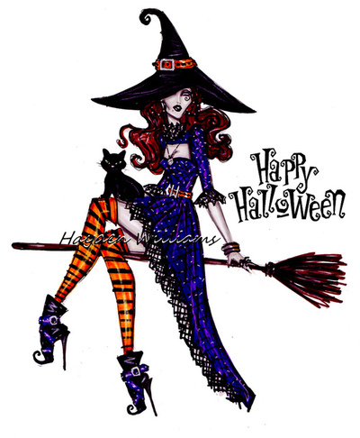 Dallas Wedding Planner, Dallas Event Planner, Hayden Williams, Happy Halloween, Fashion Illustrations