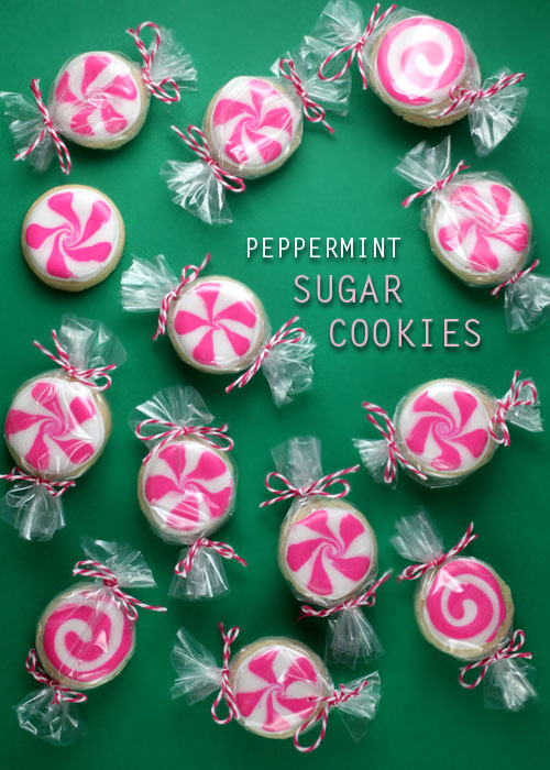 Dallas Wedding Planner, Dallas Event Planner, Peppermint Sugar Cookies, Bakerella, Holiday Cookie