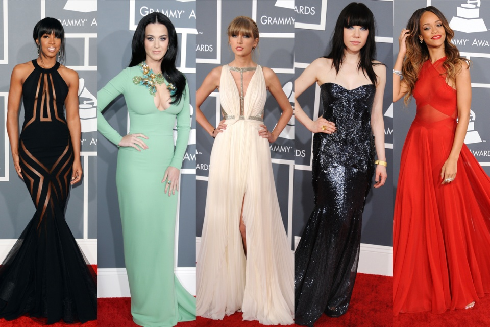Dallas Wedding Planner, Dallas Event Planner, 55th Annual Grammy Awards, Red Carpet Fashion