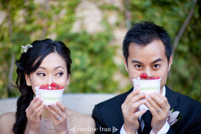 Dallas Wedding Planner, Dallas Event Planner, Summer Wedding, Pinkberry Yogurt