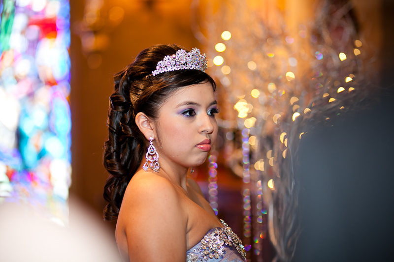 Dallas Event Planner, Dallas Quinceanera Planner, Alexis Quinceanera, 15th Birthday, Dallas Marriott City Center, Monica Salazar Photography