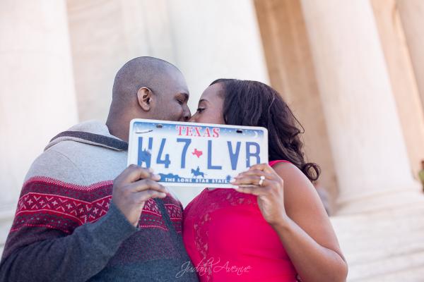 Dallas Wedding Planner, Ebony Peoples Events & Design, Judah Avenue Photography, Stoneleigh Hotel Wedding, Washington DC Engagement Session, DC Wedding, White House Wedding