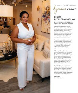Ebony Peoples Events & Design, Atlanta Wedding Planner, Atlanta Event Planner, Modern Luxury, Luxury Wedding Planner, Luxury Event Planner